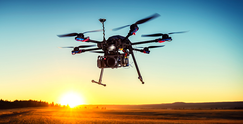 Drones listed on amazon.ca range in price from $50 to more than $10,000